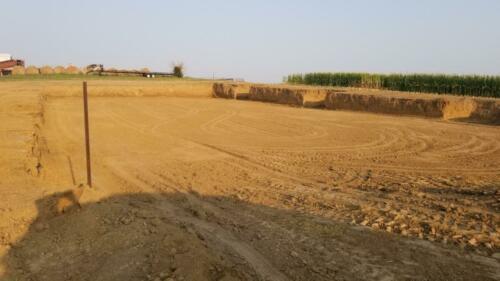 Stage 1: Dirt Work
