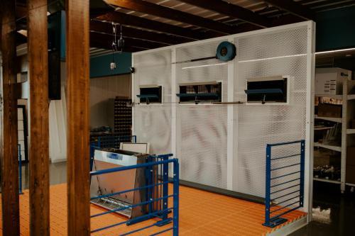 SKOV Ventilation System